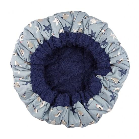 Термошапка для глубокого кондиционирования волос, Морские звезды