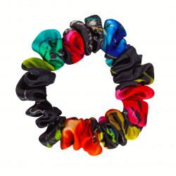 Narrow Silk scrunchie , D&G