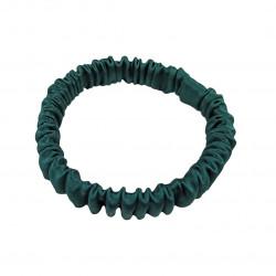 Skinny scrunchie, Emerald