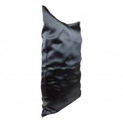 Silk pillowcase 50x70, Black